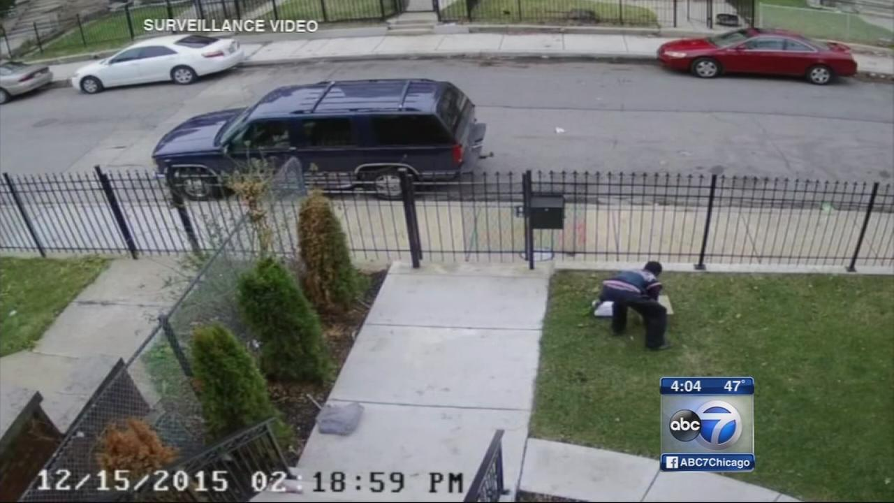 Stolen packages reported in Woodlawn