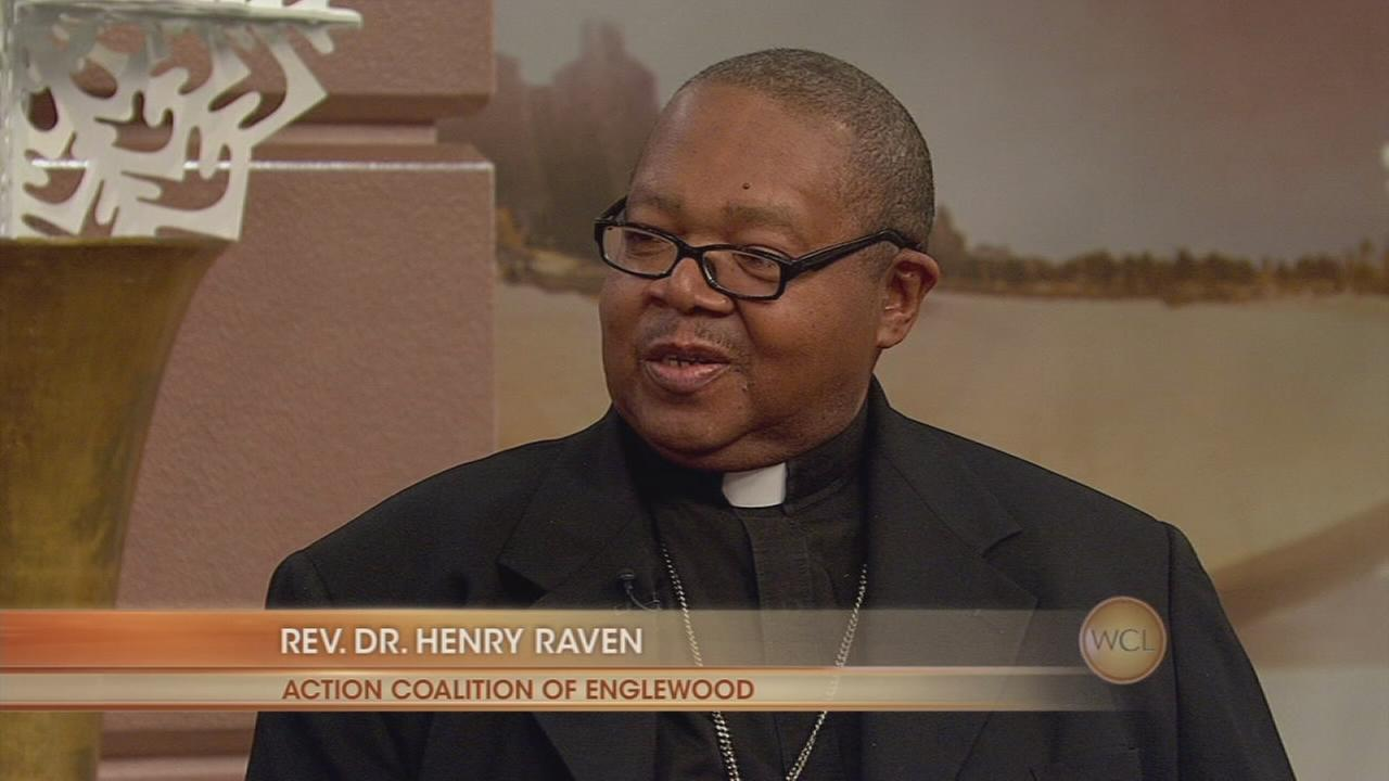 Random Act of Kindness: Rev. Dr. Henry Raven