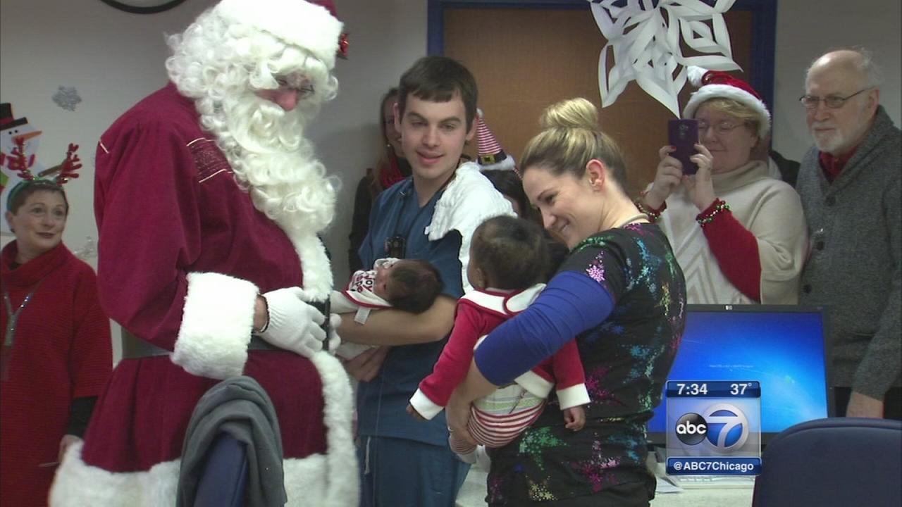 La Rabida Hospital Santa passes role down to son