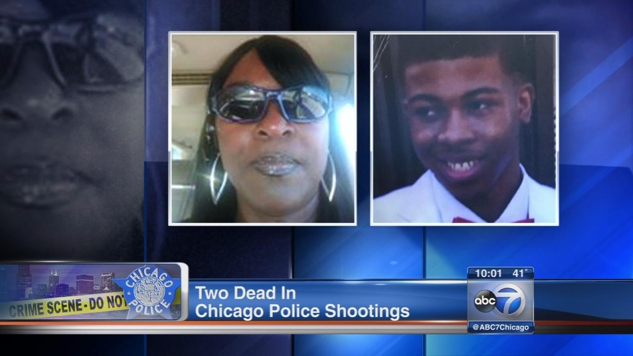 CPD under new scrutiny after 2 police shootings