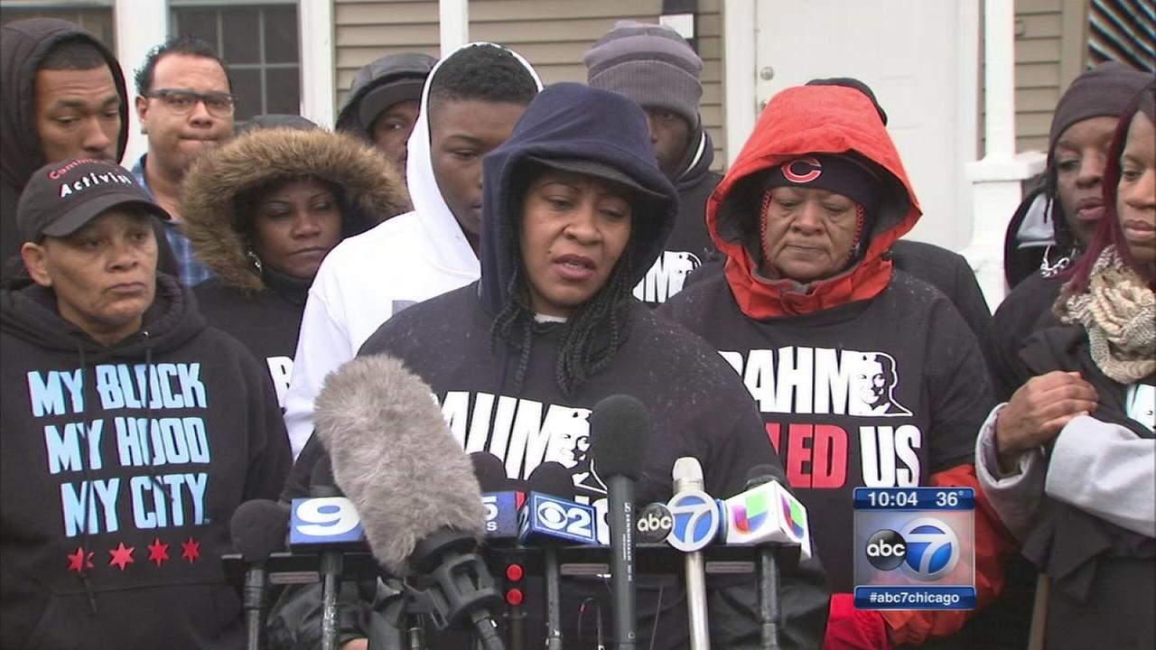 Families of victims in police shooting demand answers