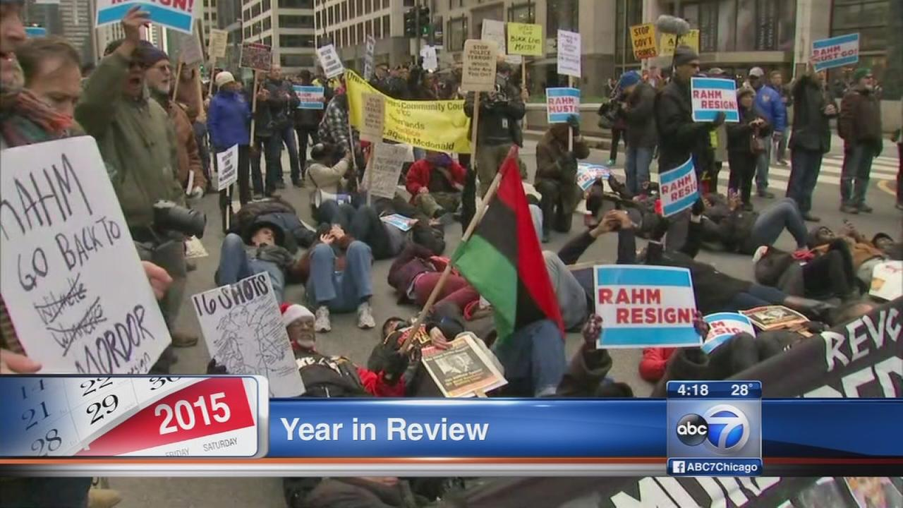 2015 Chicago Year in Review