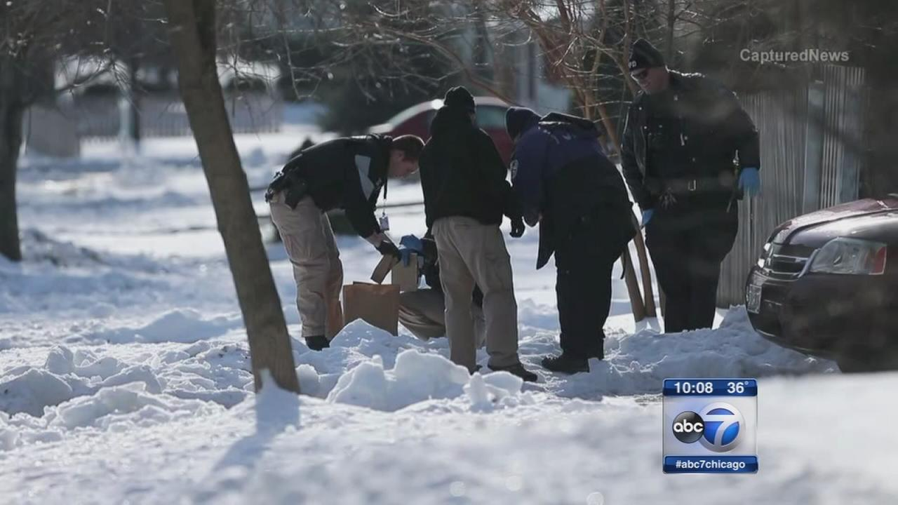 Man fatally shot by officers near Zion school