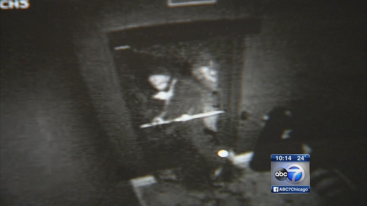 Northwest Side business burglaries