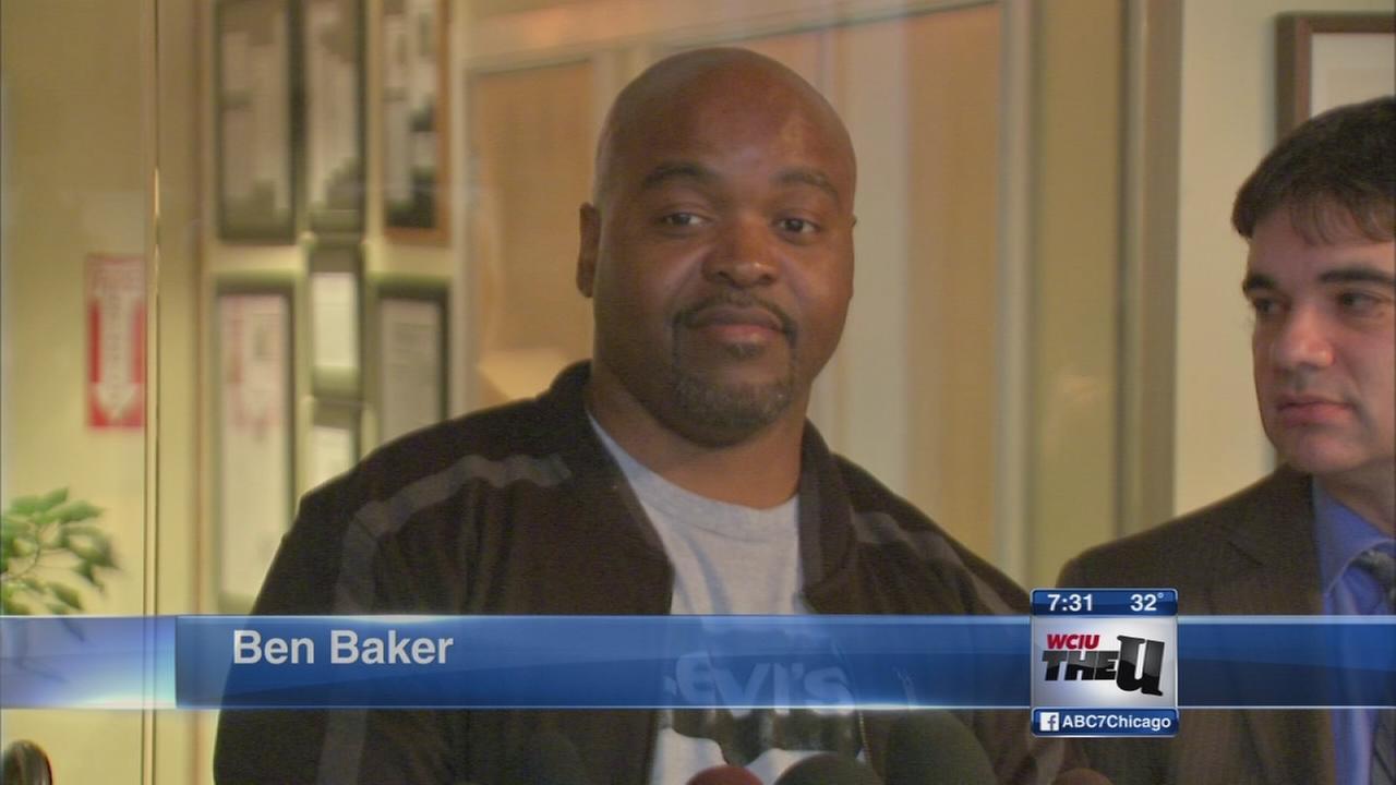 Ben Baker released from prison