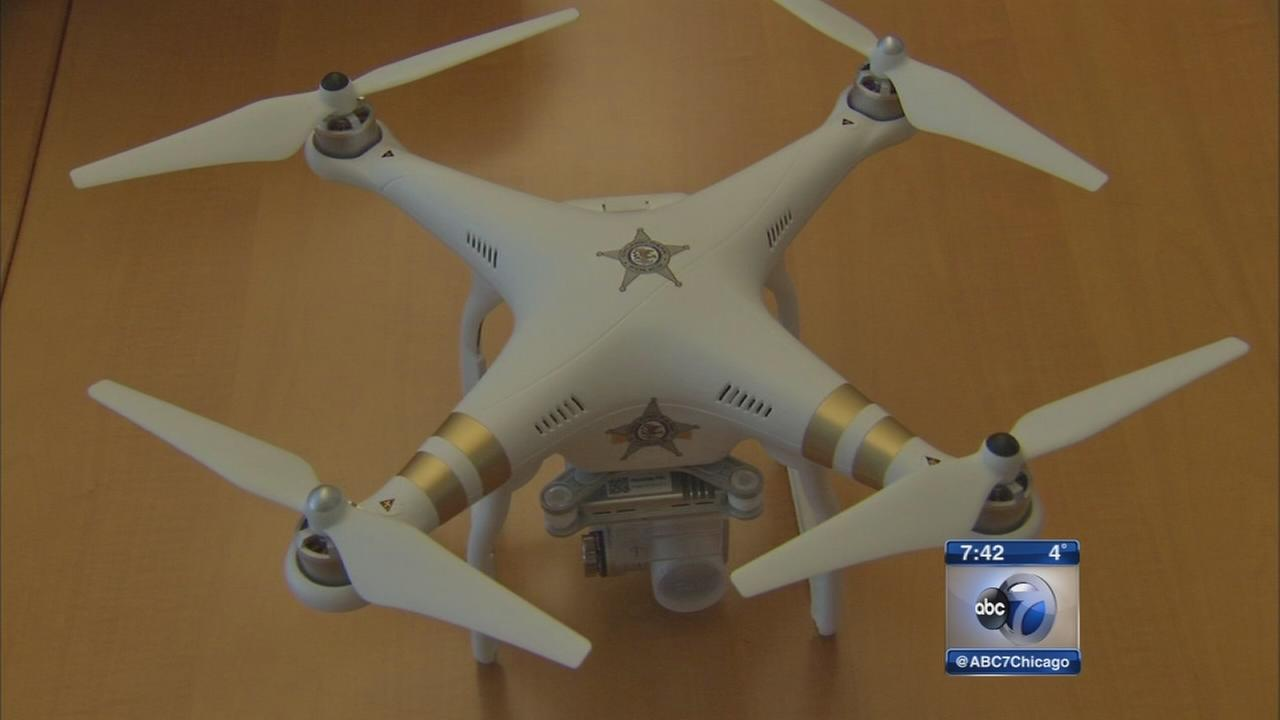Orland Park police to start using drones