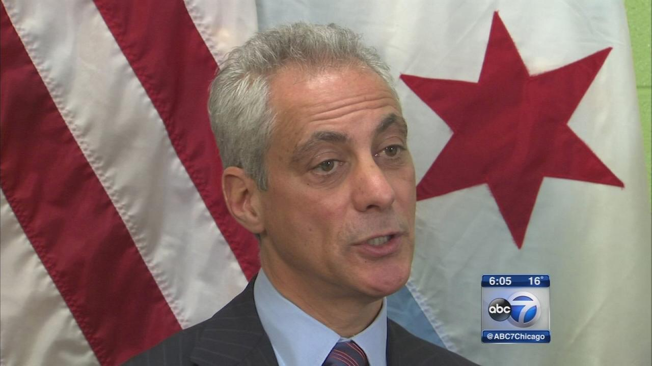 Emanuel, Rauner optimistic about ongoing CPS talks