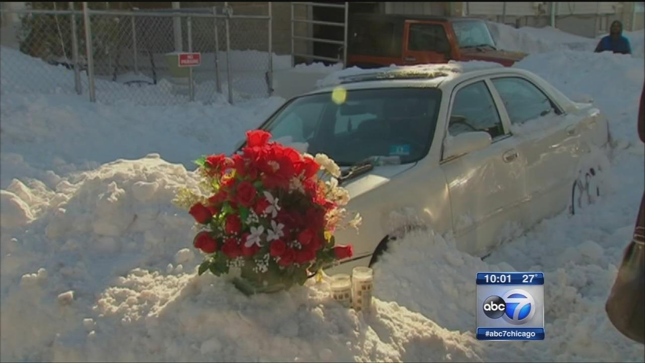 Difficult commute follows snowstorm