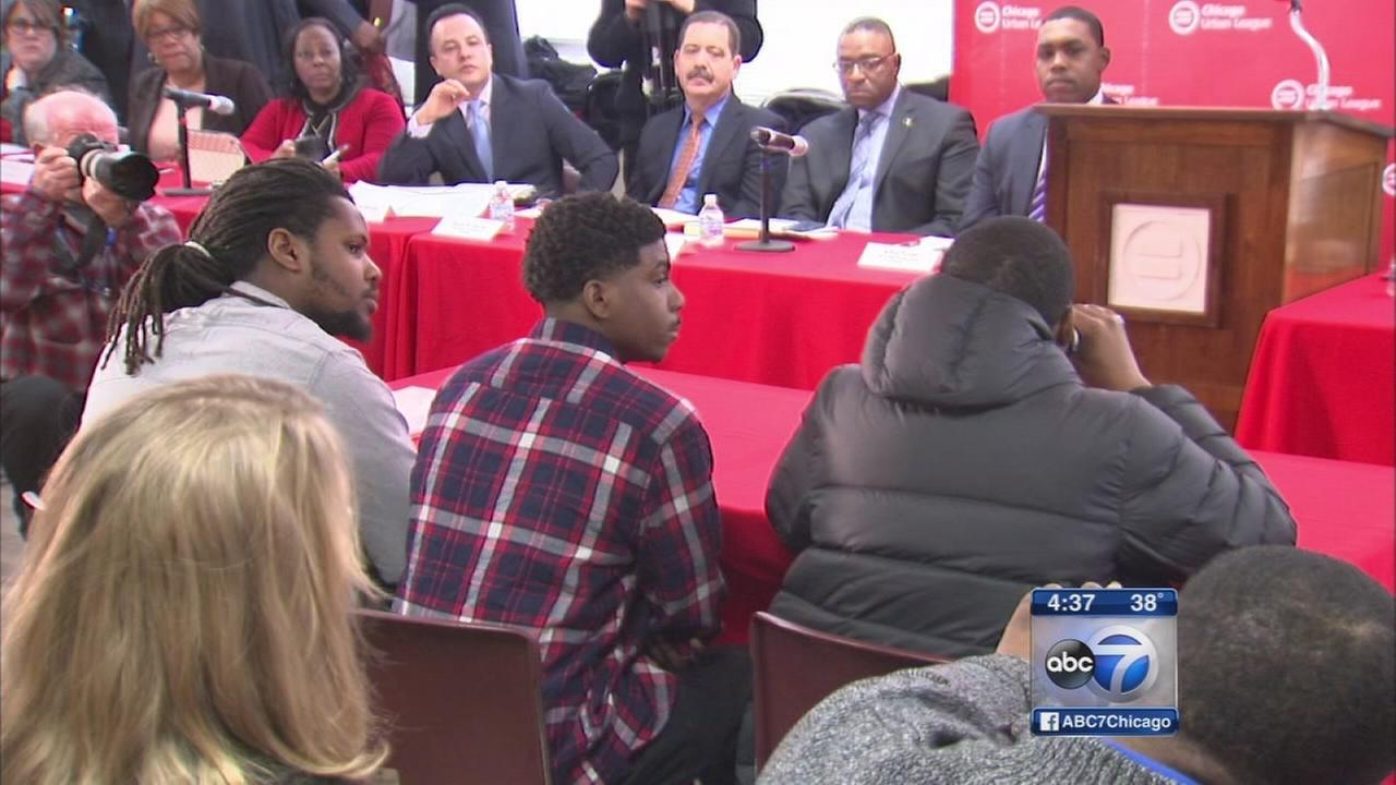 Unemployment rates high among Chicago minority youth