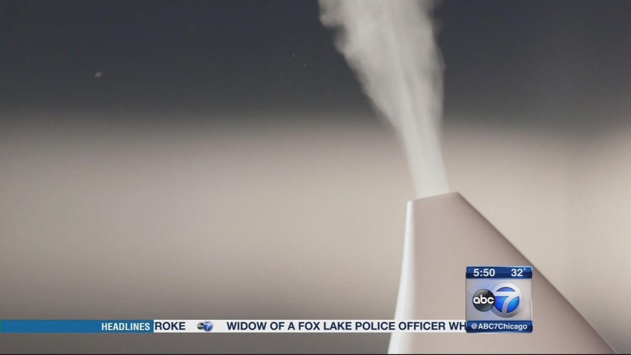Consumer Reports: Bacteria-breeding humidifiers