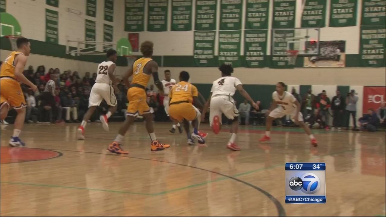 Morgan Park, Simeon face off