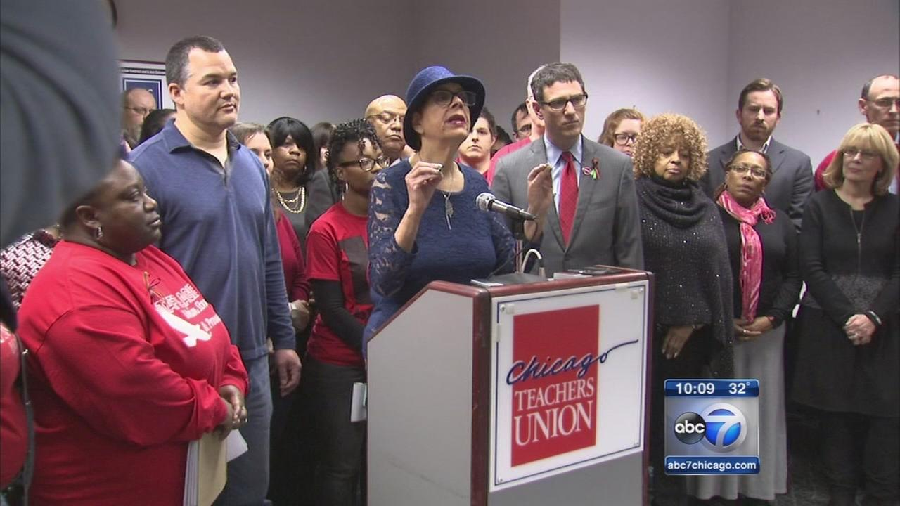Teachers union rejects CPS offer