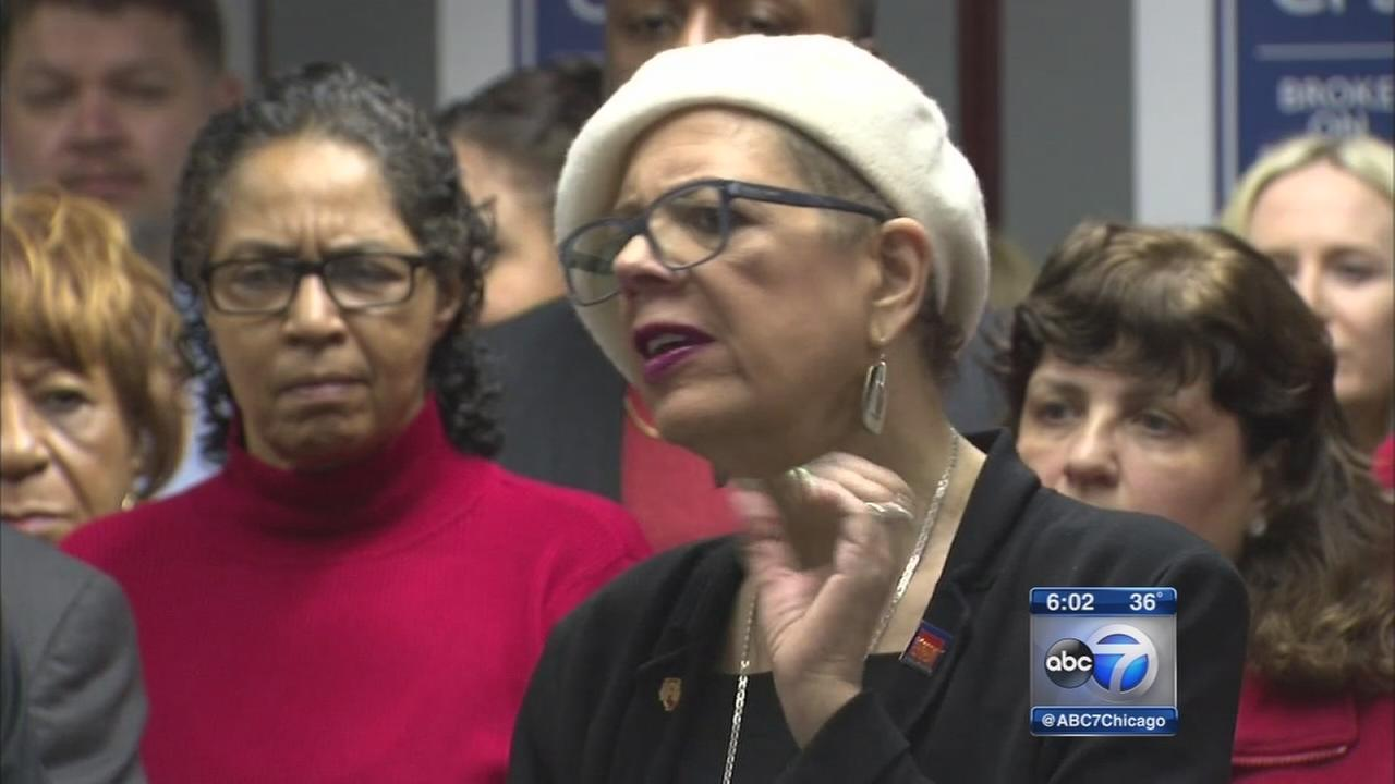 Tensions grow between CPS, teachers union