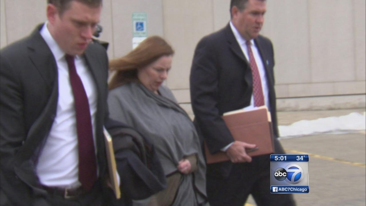 Melodie Gliniewicz pleads not guilty