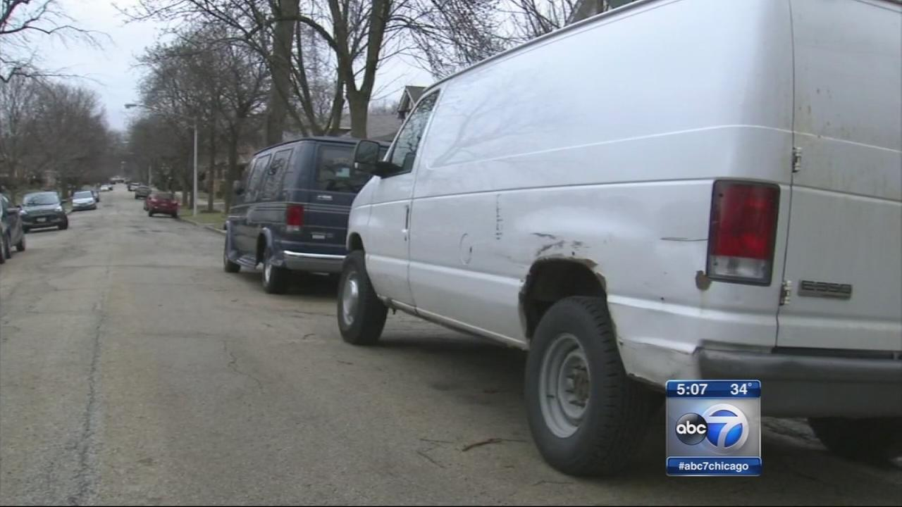 Van thefts reported in Beverly, Morgan Park