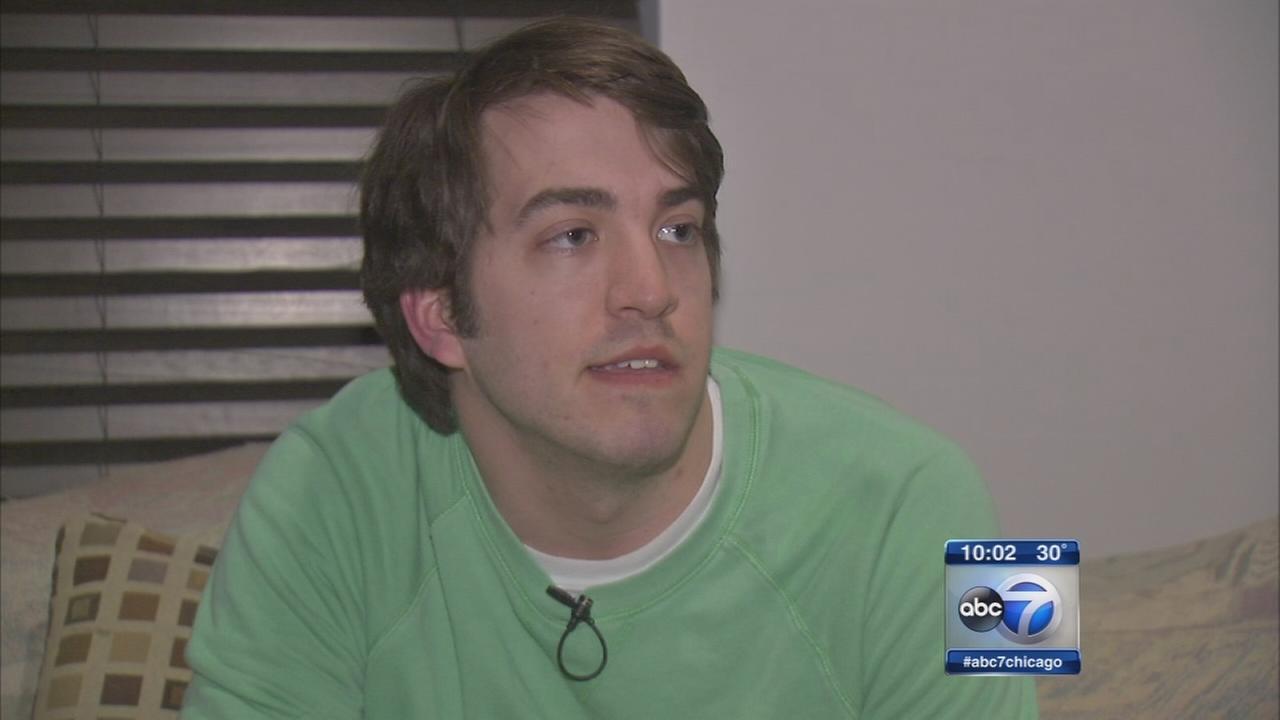 Victim recounts robbery at gunpoint