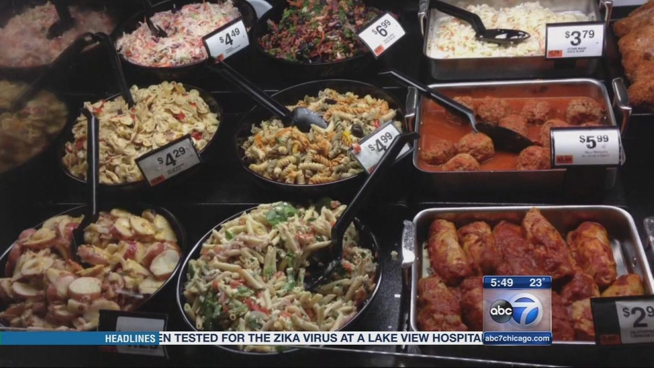 Consumer Reports: Supermarket-prepared food shocker
