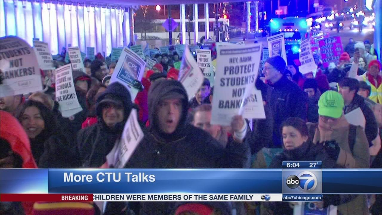 CPS, CTU to meet for bargaining session