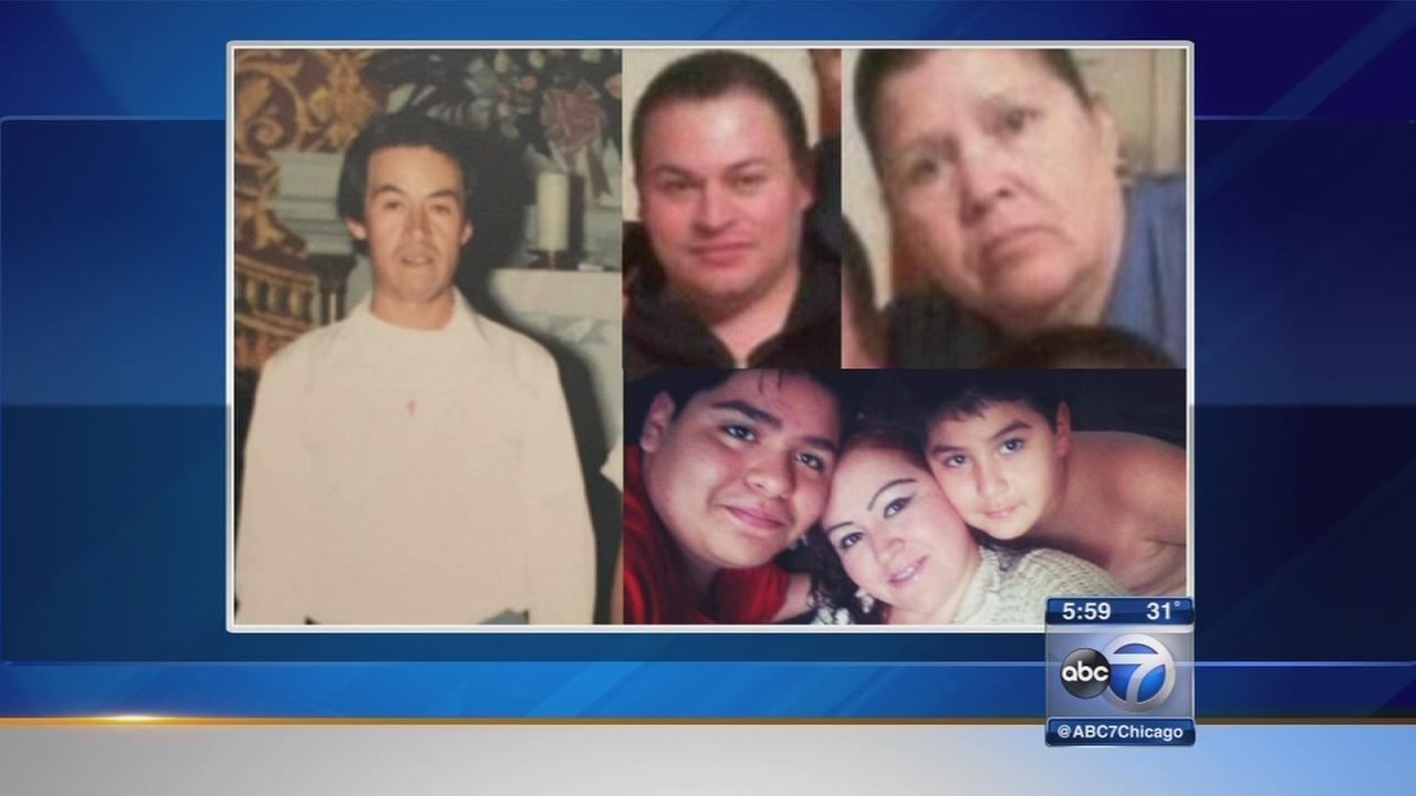 Deaths of 6 family members ruled homicides, ME says