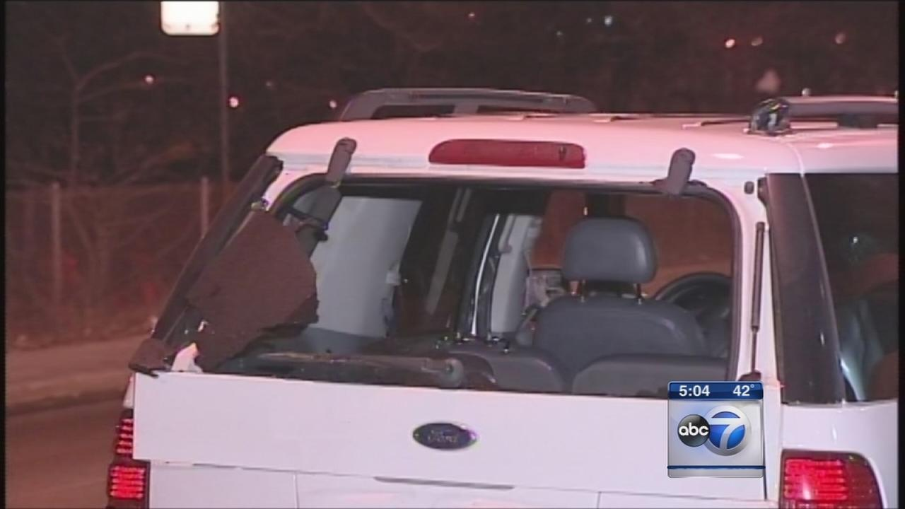 Man injured in I-290 shooting