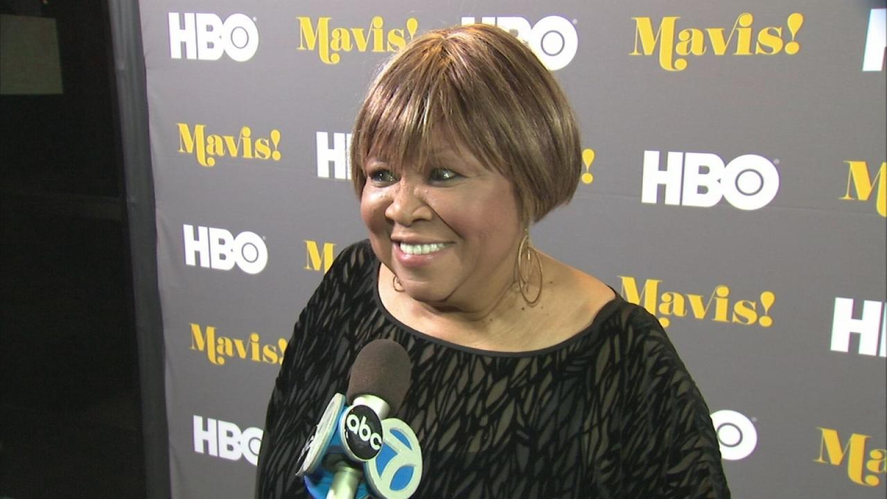 VIDEO: Interview with Mavis Staples