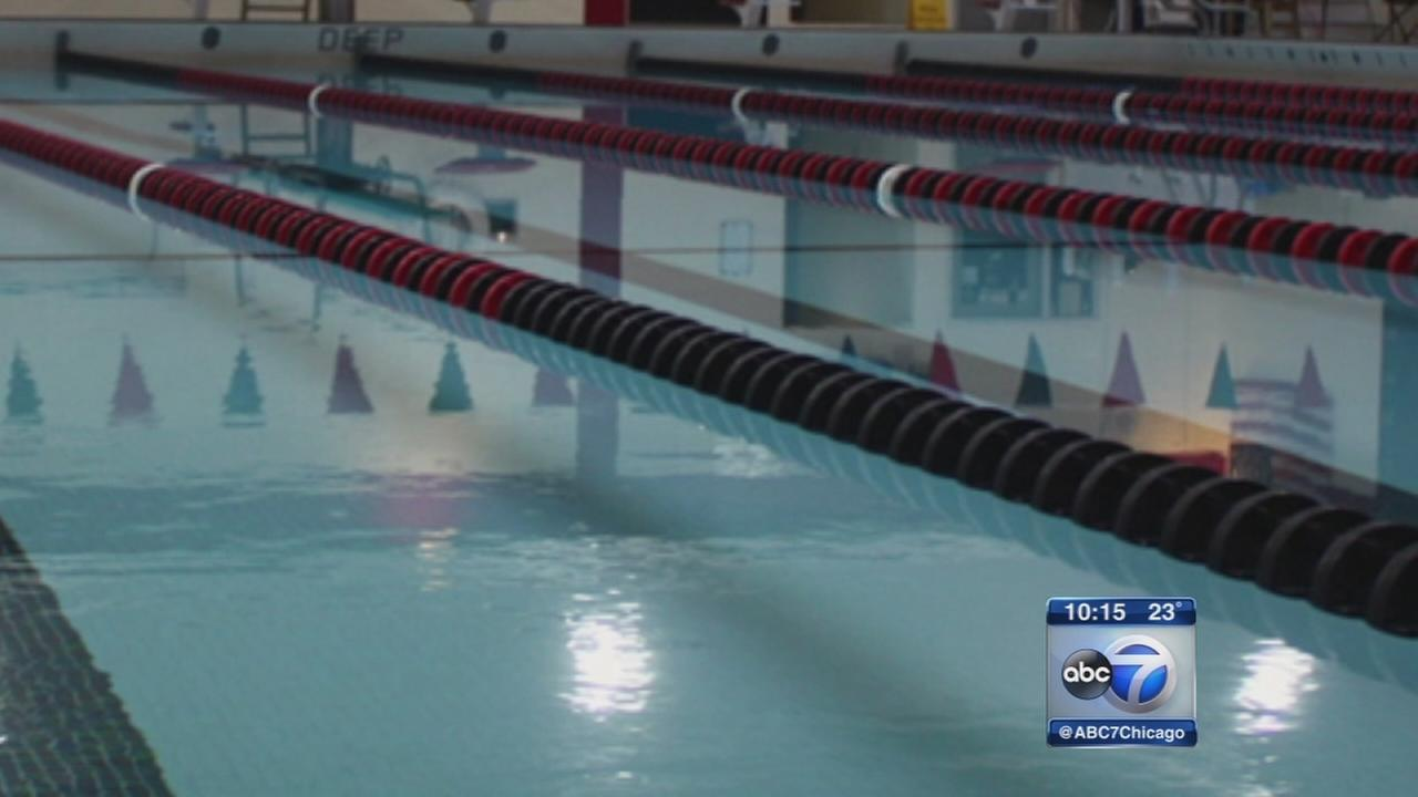 Suburban swimmers say pool is making them sick
