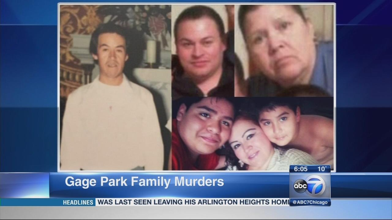 Father of 2 boys found murdered in Gage Park arrives in Chicago