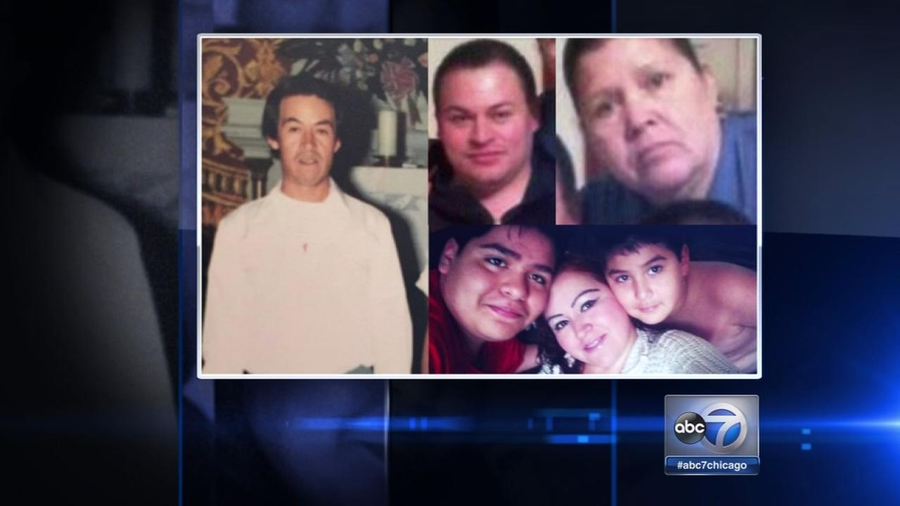 Father of 2 boys murdered in Gage Park heads to Chicago