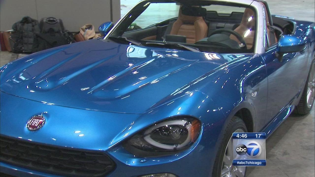 Test Drive at Chicago Auto Show