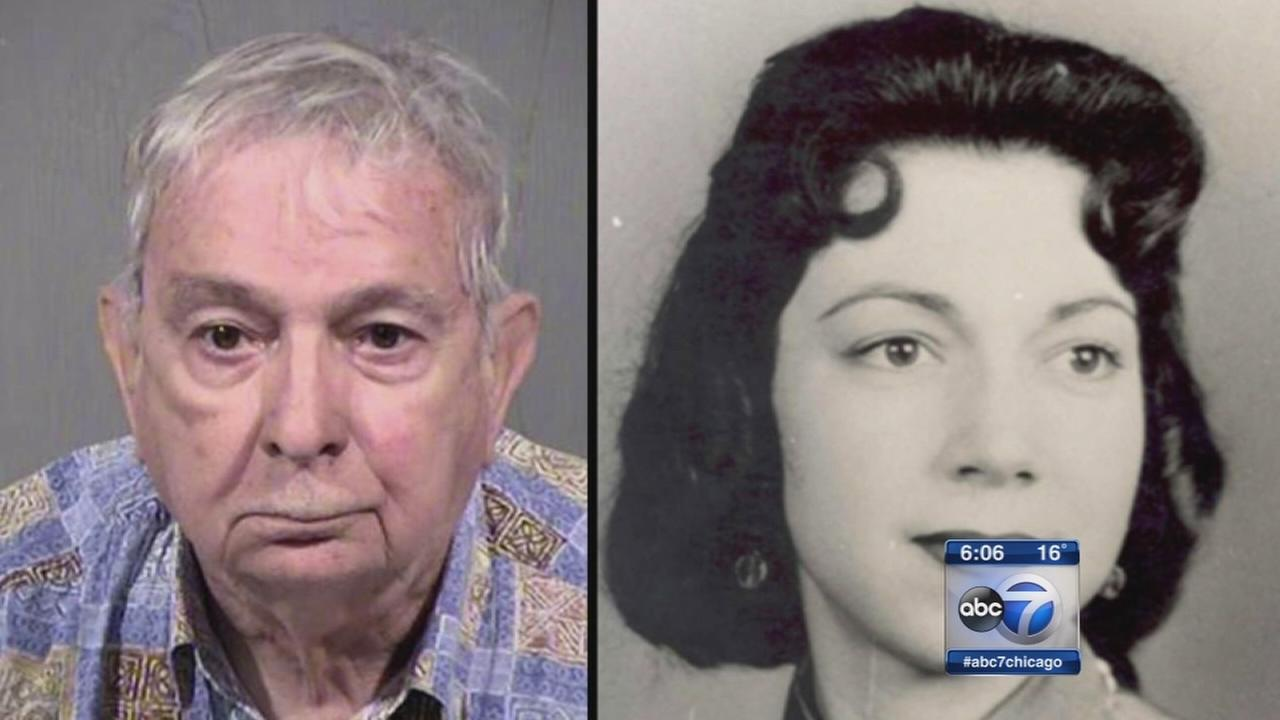 Ex-Chicagoan charged in 1960 slaying