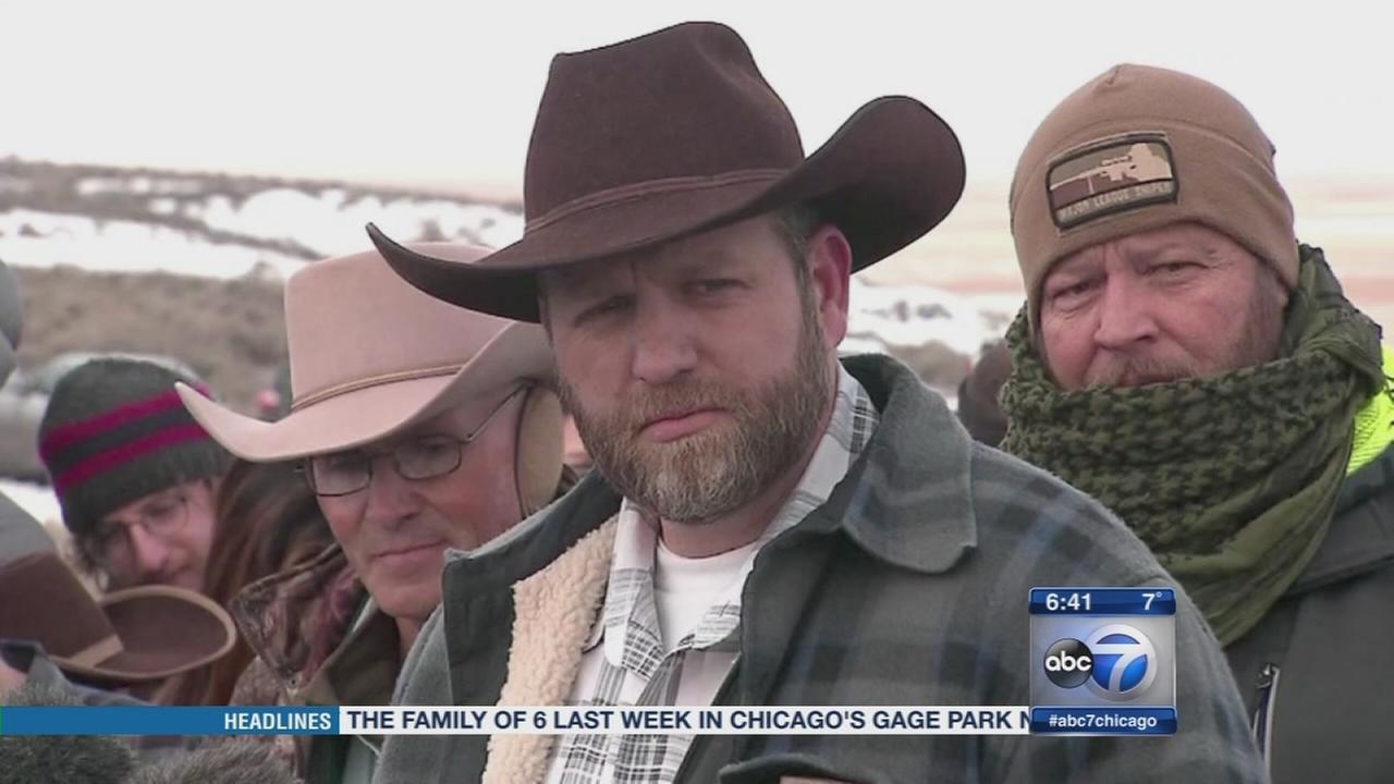 Oregon refuge occupiers say they will turn themselves in