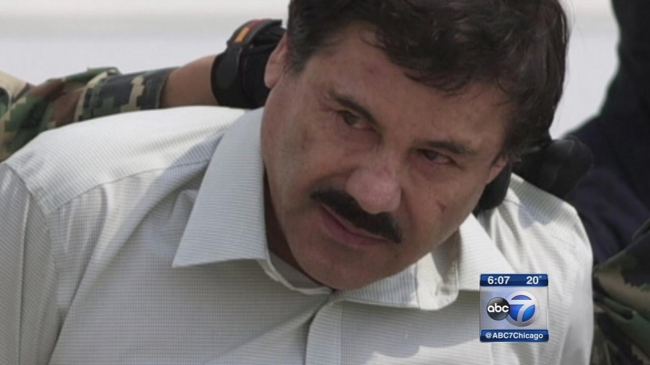 Trial location for El Chapo unclear