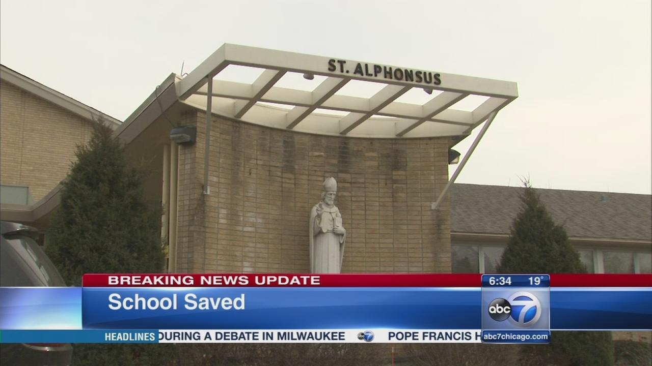 St. Alphonsus to remain open for another year