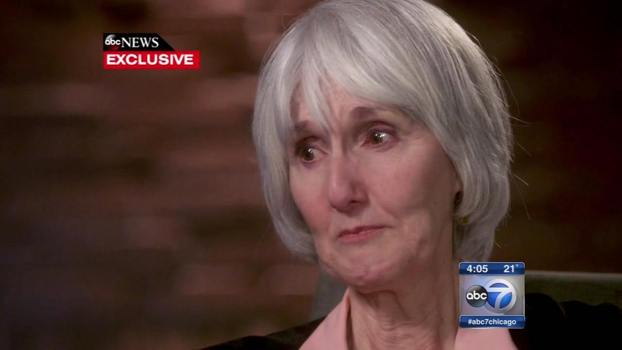 Mother of Columbine shooter speaks for first time