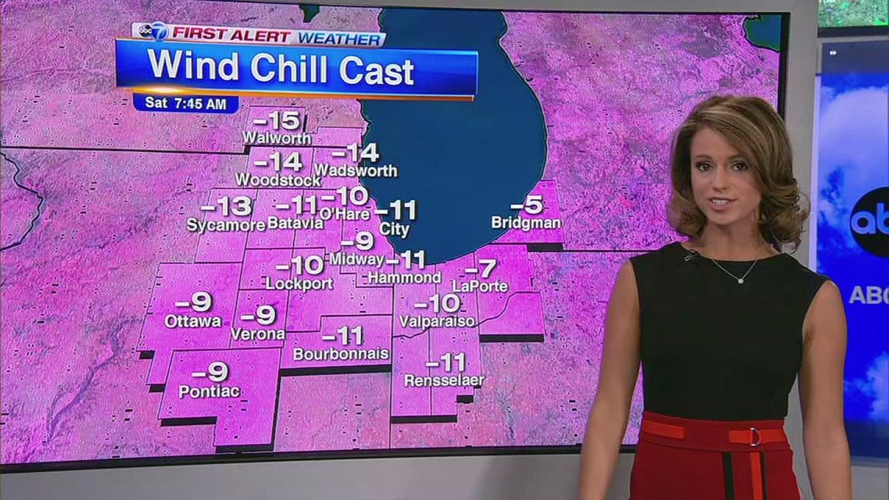 Chicago braces for extreme cold