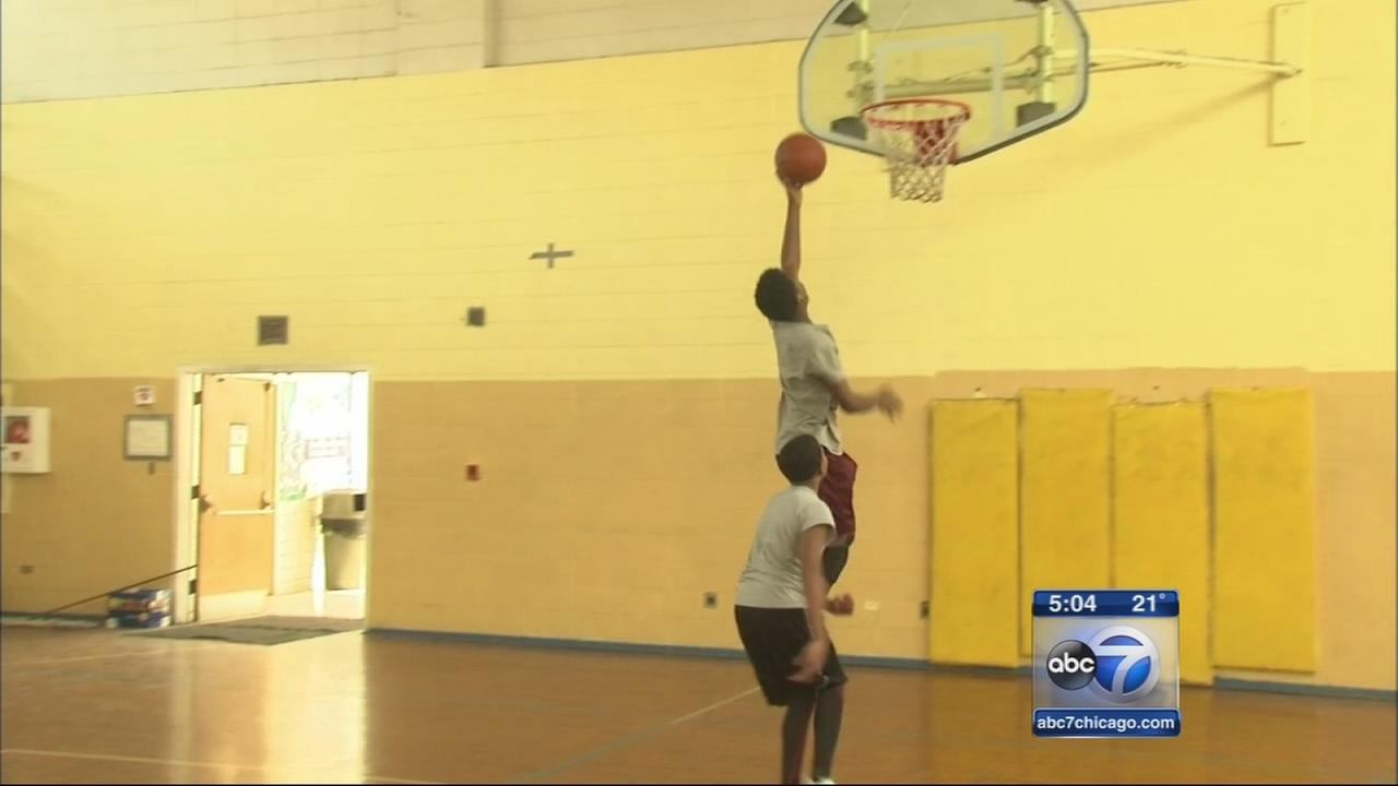 Basketball tournament for peace held in Garfield Park