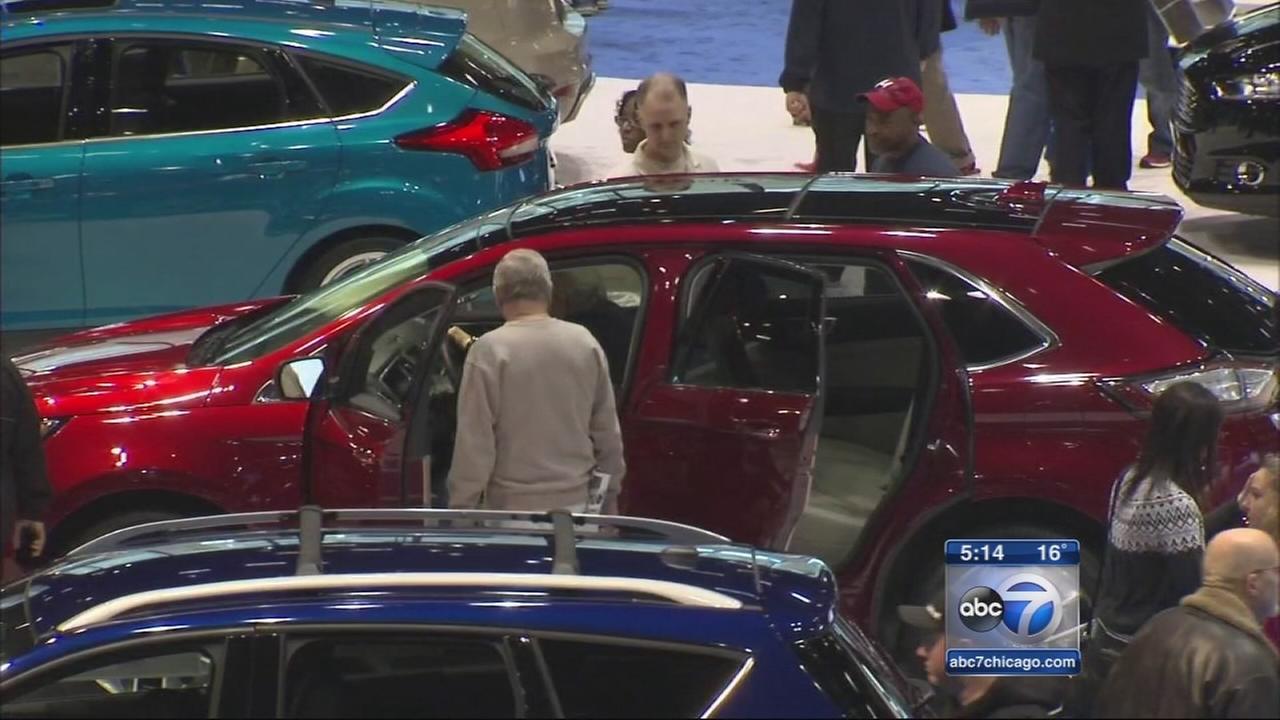 Chicago Auto Show opens