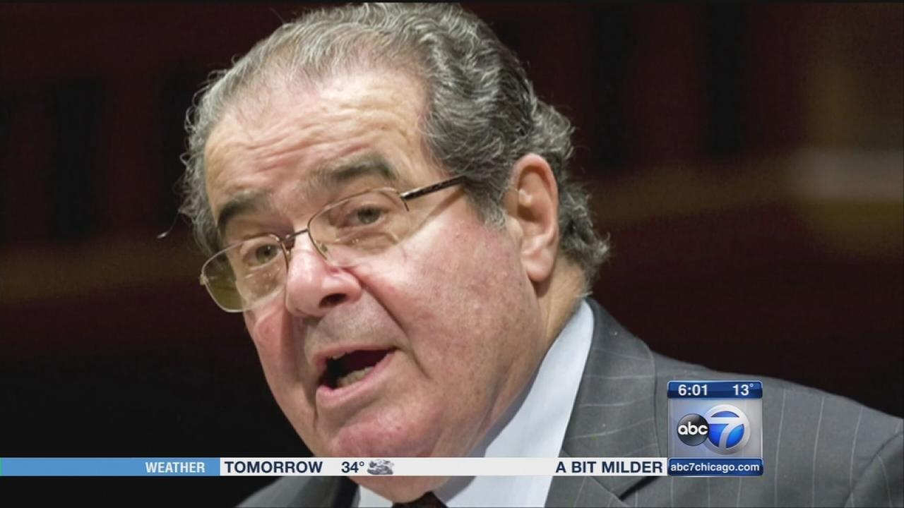 Antonin Scalia dies at 79
