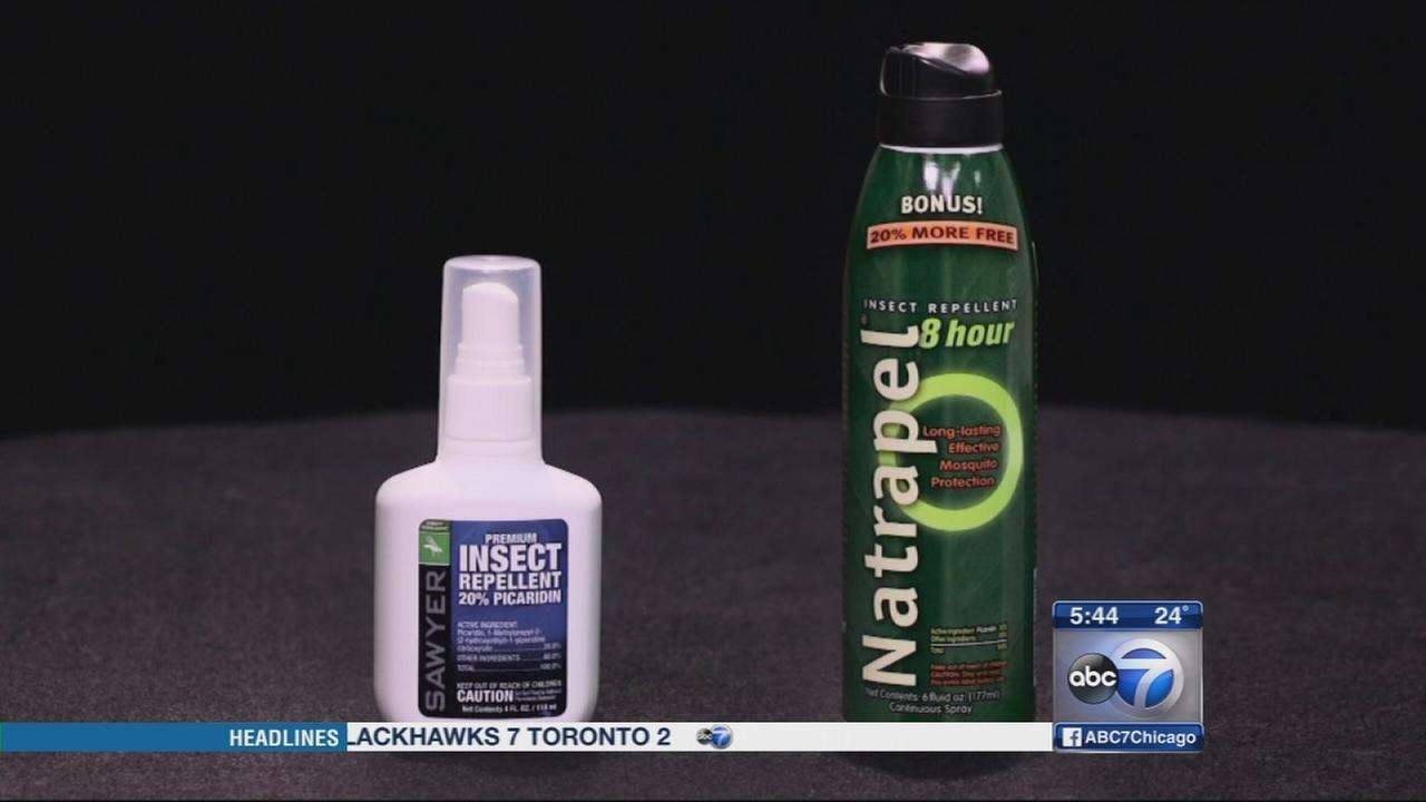 Consumer Reports: Mosquito repellents to keep you safe from Zika virus