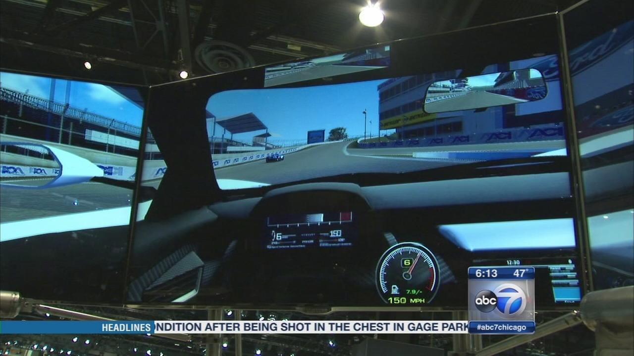 What to see at the Chicago Auto Show
