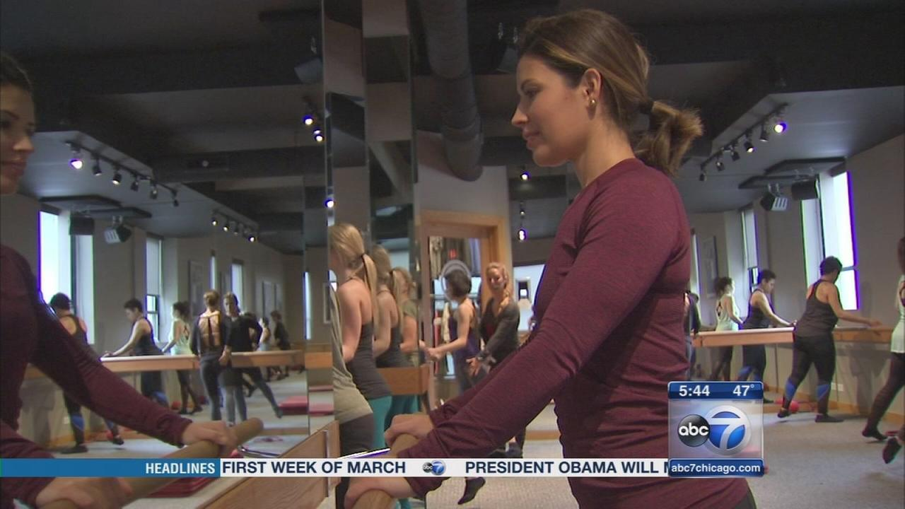 Fitness Friday: Pure Barre, Fit4Mom