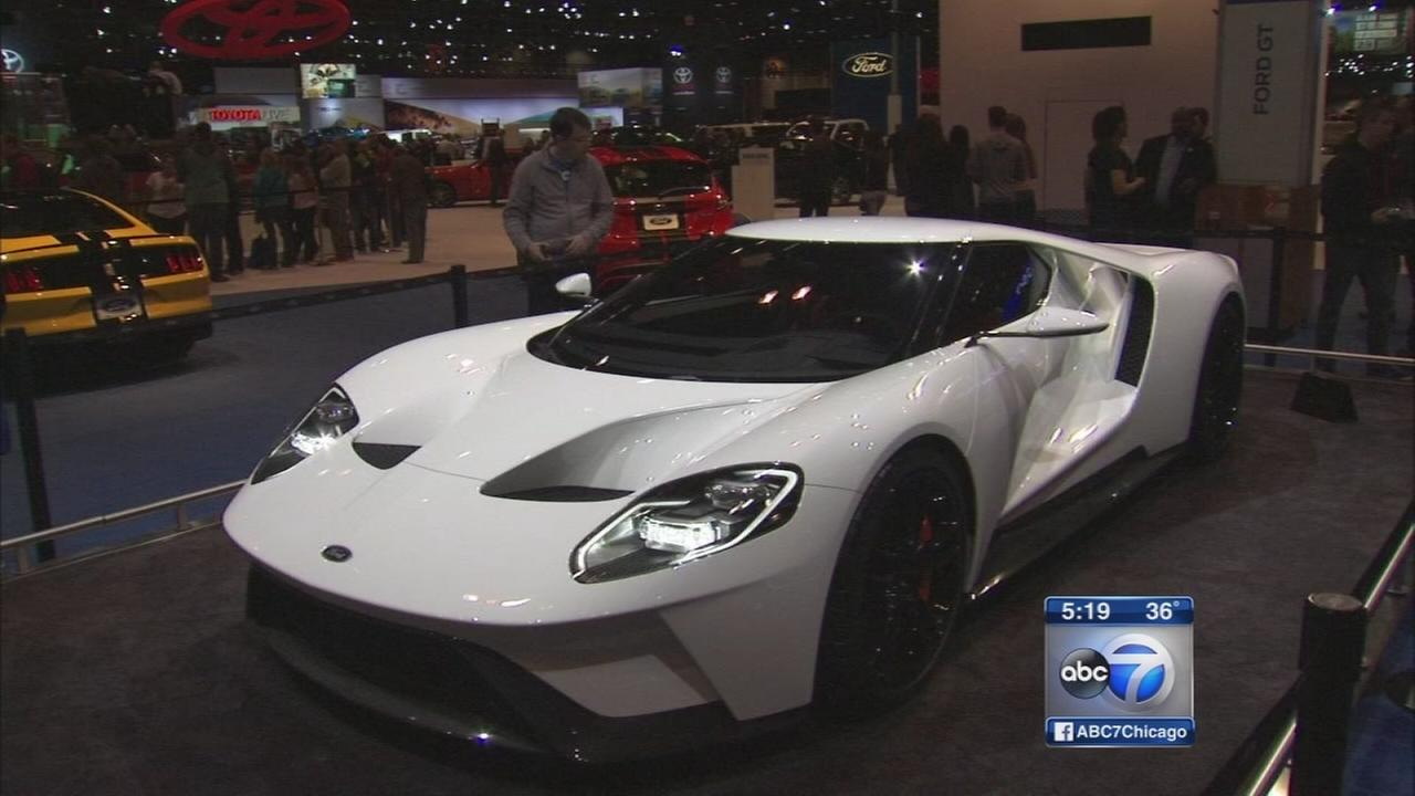 Last day for the Chicago Auto Show