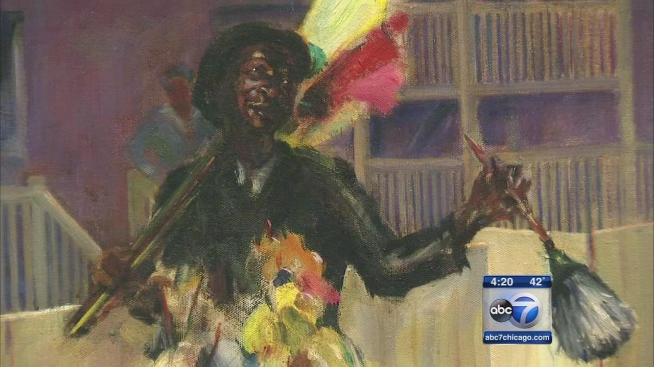 New exhibit celebrates artists who broke color barrier
