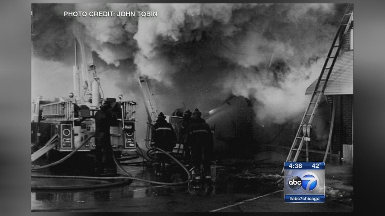 Palatine remembers 3 fallen firefighters 43 years later