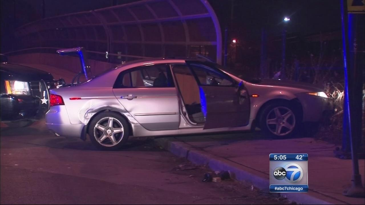 Police chase, crash linked to Lyons home invasion
