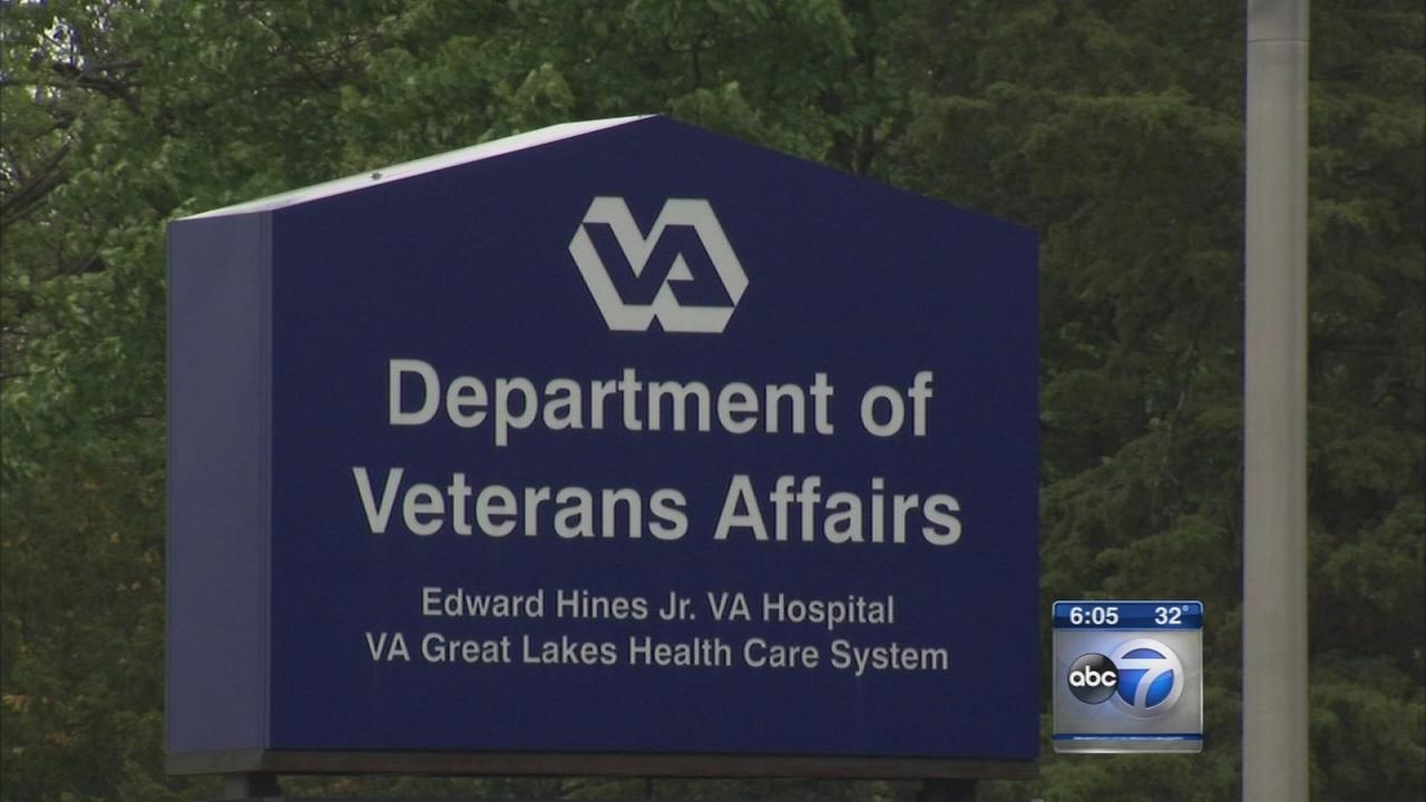 Feds: Hines VA hospital fudged records