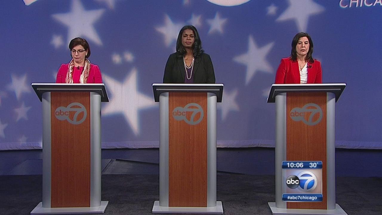States Attorney Debate