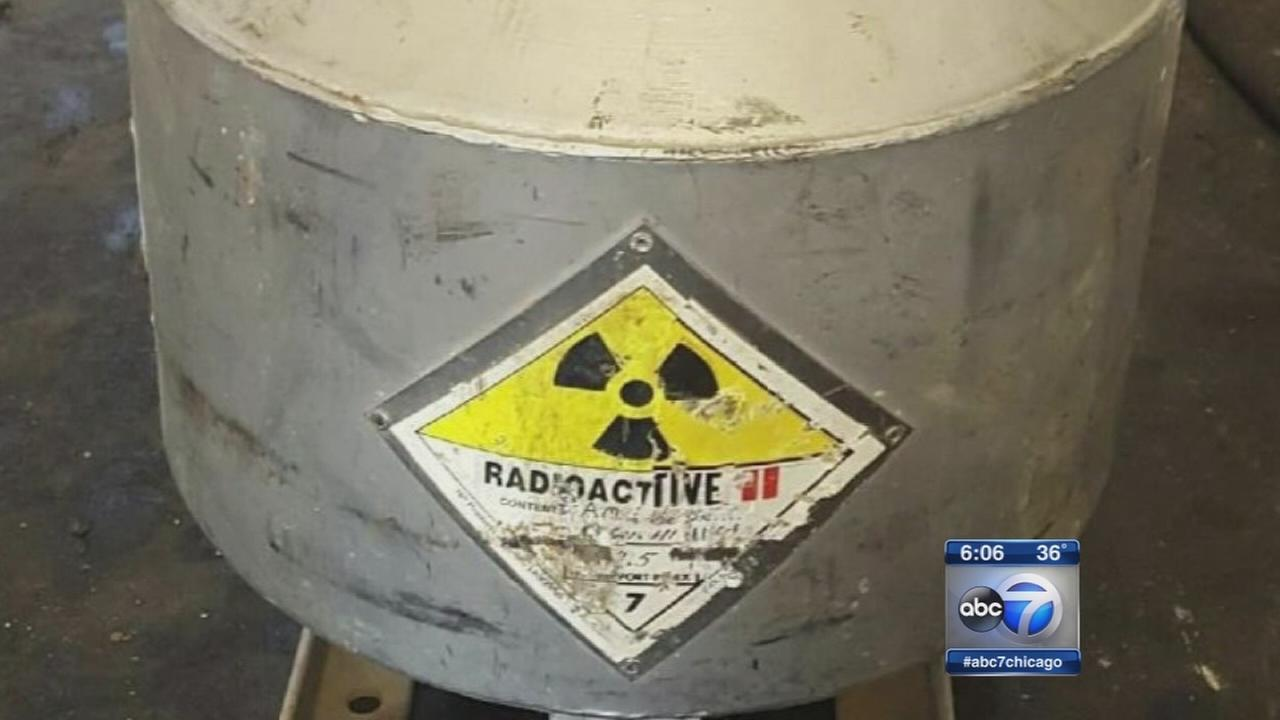 The mystery of the missing radioactive canister