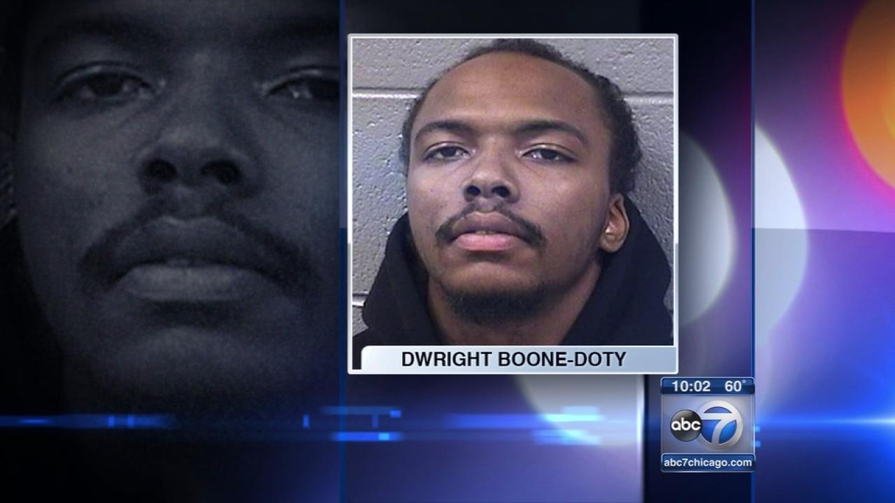 Dwright Boone-Doty charged in Tyshawn Lee murder
