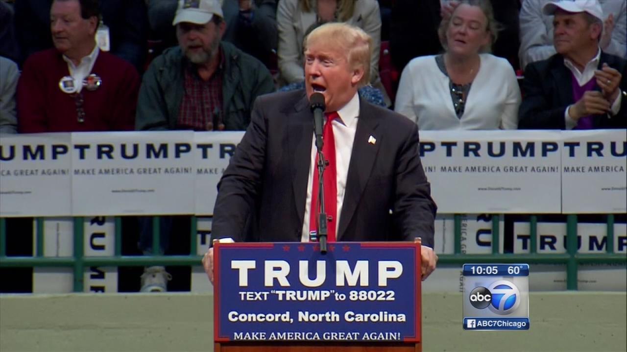 Trump rally at UIC draws concerns